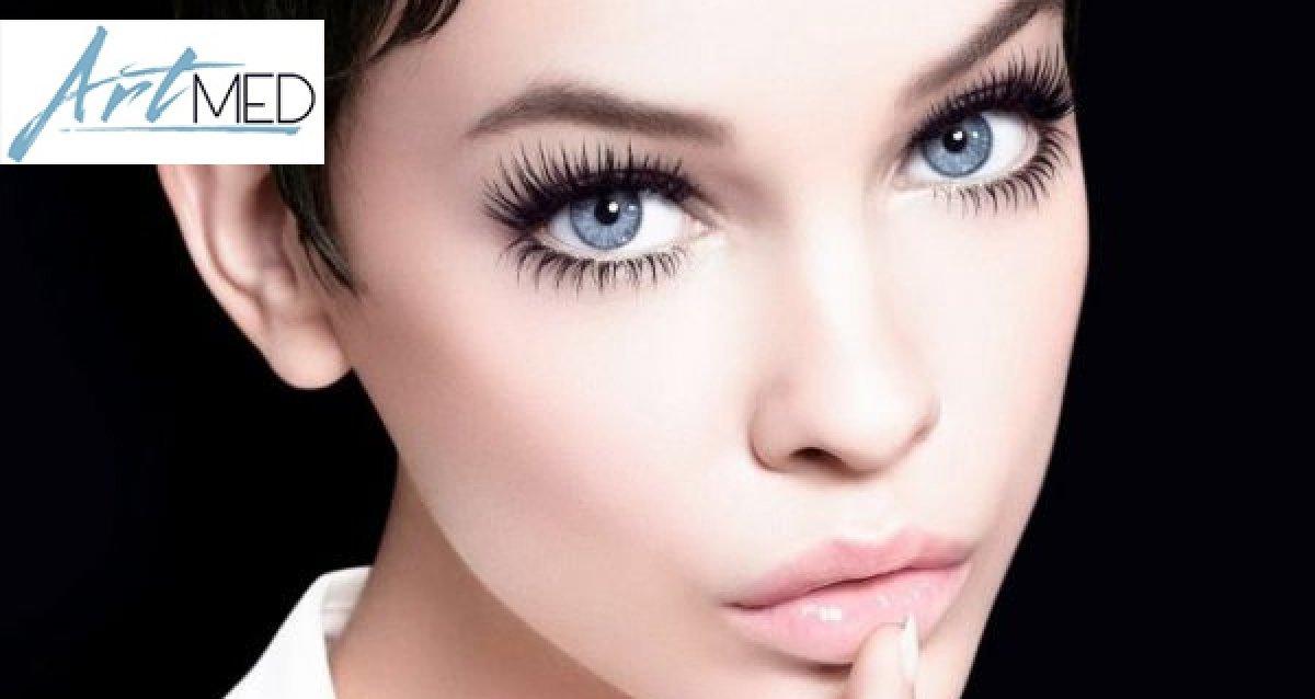 Вечерний макияж для маленьких глубоко посаженных глаз