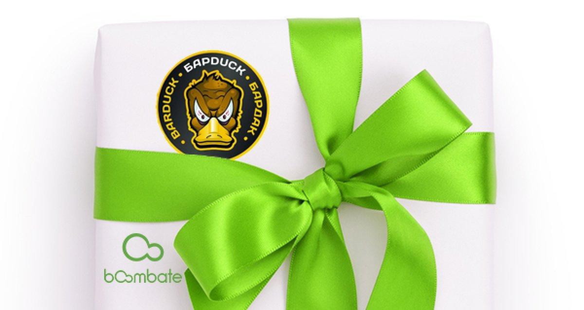 Получите бесплатно кружку пенного, вкусный ужин и подарок от кафе «БарDuck»!