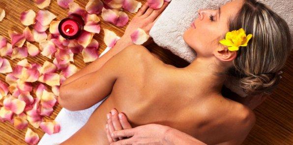 -70% на массаж и SPA-программы