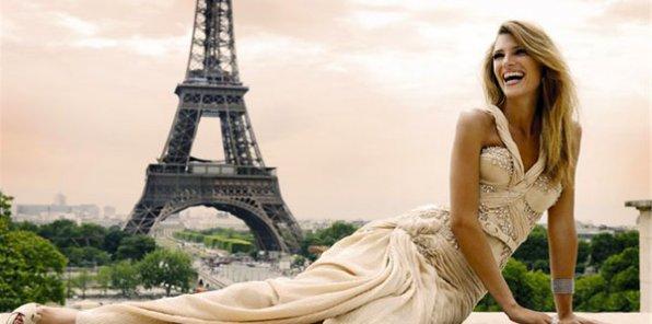 Добавьте в свой образ немного Франции!