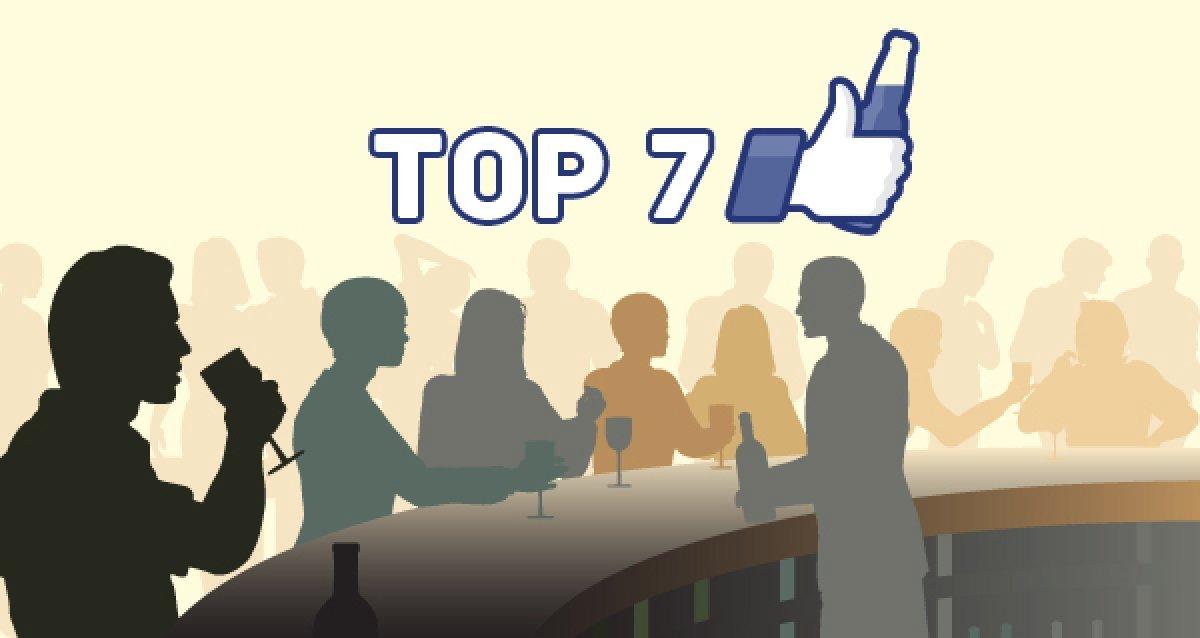 По высшему классу: Топ-7 баров